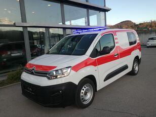 xe cứu thương CITROEN Berlingo XL mới