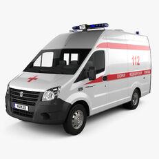 xe cứu thương GAZ B TYPE GAZelle NEXT AMBULANCE WİTH FULL EQUİPMENT mới