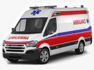 xe cứu thương HYUNDAI H 350 mới