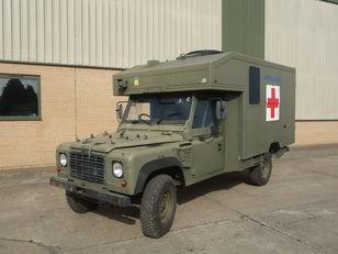 xe cứu thương LAND ROVER Defender Wolf 130