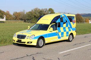 xe cứu thương MERCEDES-BENZ E280 hochlang BINZ