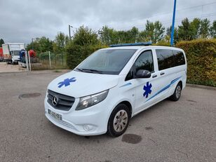 xe cứu thương MERCEDES-BENZ VITO 163 CV - 2018 - 204 000 KM - AUTOMATIC