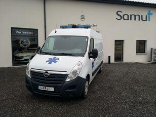 xe cứu thương OPEL Movano