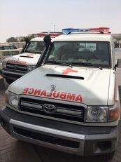 xe cứu thương TOYOTA Land Cruiser petrol Hardtop mới