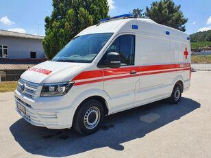 xe cứu thương VOLKSWAGEN CRAFTER AMBULANCE mới