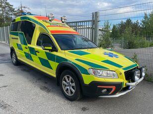 xe cứu thương VOLVO Nilsson XC70 D5 AWD - AMBULANCE/Krankenwagen/Ambulanssi