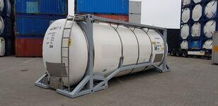 container bồn 20ft KLAESER Танк-контейнер 20 футовый 26 м. куб