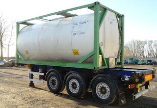 container bồn 20ft SCHMITZ CARGOBULL SP27