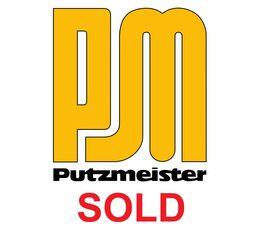 bơm bê tông Putzmeister BSF 36-4.09H trên khung MAN 33372