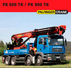 cần cẩu di động PALFINGER PK 800 TK