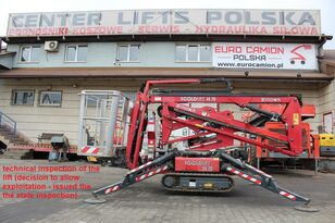 cần cẩu nâng khớp nối HINOWA Goldlift 1470 - 14 m oil&steel octopussy 1412, cte, teupen, omme