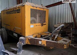 máy bơm bê tông tĩnh HUBA HBT 60.13.90S