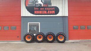 máy đào bánh lốp Tianli single tires 600/50x22.5