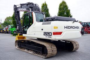 máy đào bánh xích HIDROMEK  CRAWLER EXCAVATOR HIDROMEK HMK220LC-4 / 23t