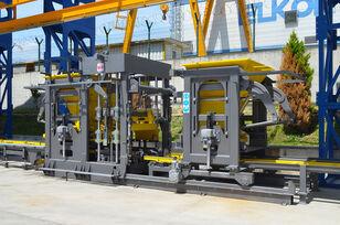 máy đúc khối bê tông ELKON ELKOBLOCK-36S FULLY AUTOMATIC SINGLE LAYER Concrete Block Machin mới