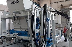 máy đúc khối bê tông SUMAB R-400 (800+ blocks/hour) ADVANCED BLOCK Machine mới