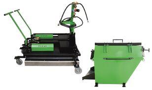 máy nung nhựa đường TICAB HB-1/MIRA-1