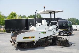 máy rải đường atfan bánh xích AMMANN AFT350E , 1.300 MTH ! , work width 3,5m , capcity 8,000kg , 230t