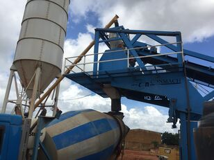 trạm trộn bê tông CONMACH MobKing-60 Concrete Mobile Batching Plant - 50 m3/h mới