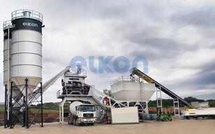 trạm trộn bê tông ELKON Kompaktowy węzeł betoniarski ELKOMIX-160 QUICK MASTER mới