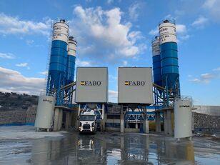 trạm trộn bê tông FABO POWERMIX-200 NOUVELLE SYSTEME D'INSTALLATION DE CENTRALE À BÉTON mới