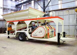 trạm trộn bê tông MESAS 35 m3/h MINI COMPACT Concrete Plant mới