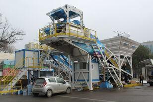 trạm trộn bê tông PROMAX Impianto di Betonaggio Mobile PROMAX M100-TWN (100m³/h) mới