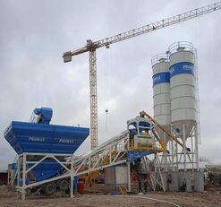 trạm trộn bê tông PROMAX Mobile Concrete Batching Plant M120-TWN (120m3/h) mới