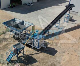 trạm trộn bê tông PROMAX Mobile Concrete Batching Plant M35-PLNT (35m3/h) mới
