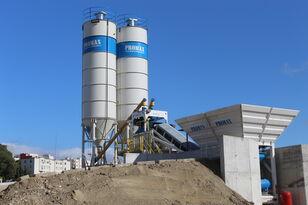trạm trộn bê tông PROMAX Mobile Concrete Batching Plant PROMAX M100 (100m3/h) mới