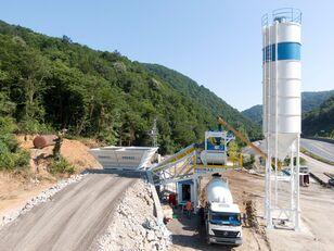 trạm trộn bê tông PROMAX Planta de Hormigón Móvil M100-TWN (100m³/h) mới