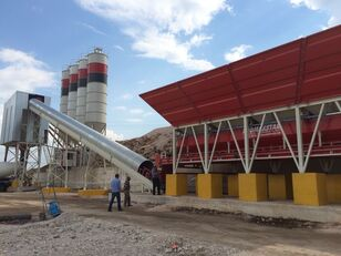trạm trộn bê tông PROMAX STATIONARY Concrete Batching Plant S160-TWN (160m3/h) mới