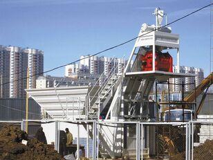 trạm trộn bê tông SEMIX Compact 30 COMPACT CONCRETE BATCHING PLANTS 30m³/h mới