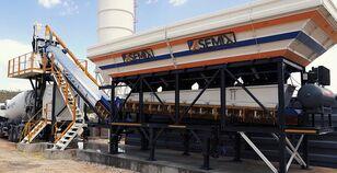 trạm trộn bê tông SEMIX  Mobile 60 S4 MOBILE CONCRETE BATCHING PLANTS 60m³/h mới