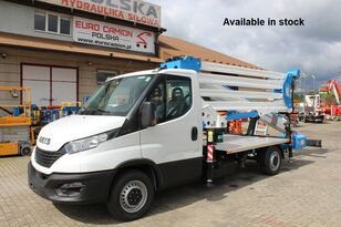 xe cẩu IVECO Daily 35-140 - 28 m Socage 28D mới