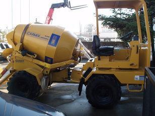 xe tải trộn bê tông CARMIX ONE