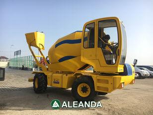 xe tải trộn bê tông FIORI DAVINO R40