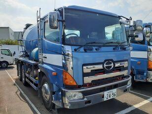 xe tải trộn bê tông HINO Profia