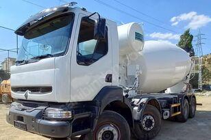 xe tải trộn bê tông RENAULT Kerax 420.40