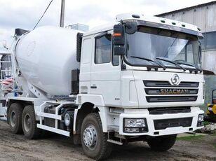 xe tải trộn bê tông SHACMAN SHAANXI SX5258GJBDR384 mới